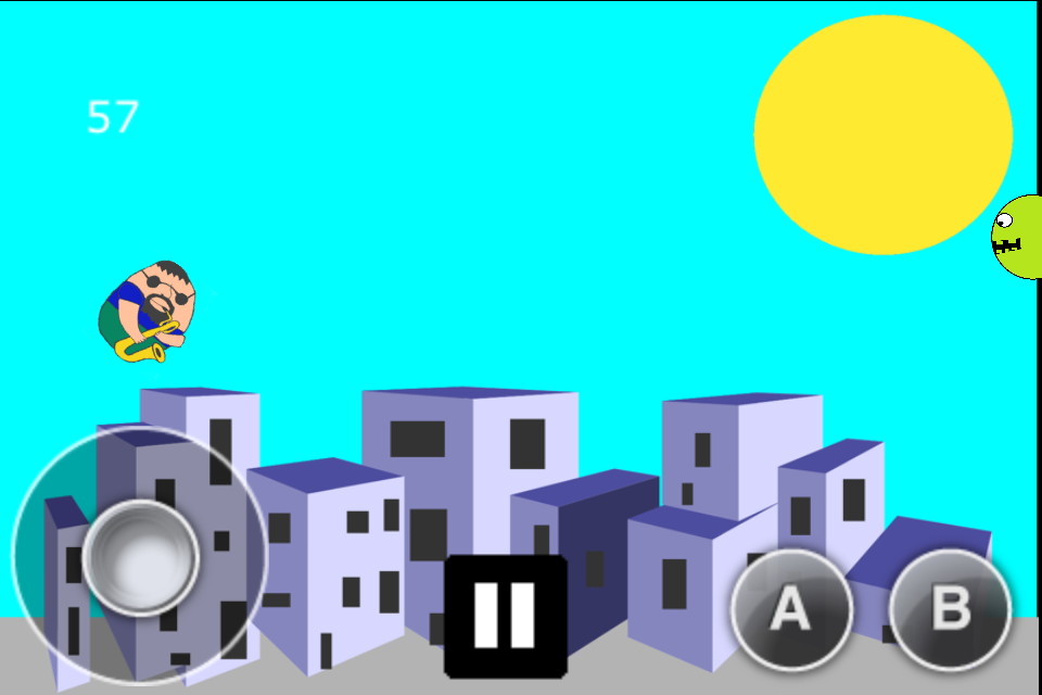 Screenshot Jazz Wars Lite