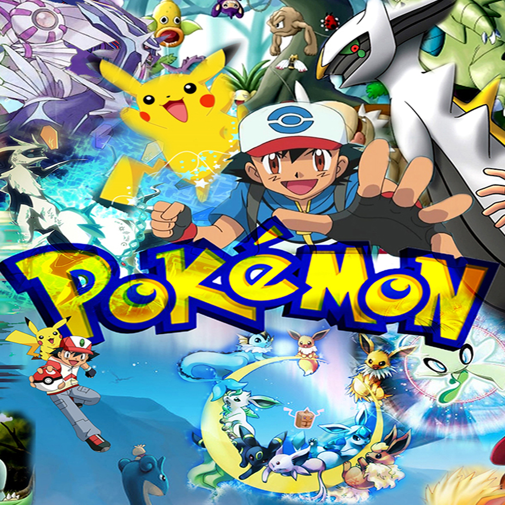 Wallpapers For Pokemon! Door Select Apps LLC